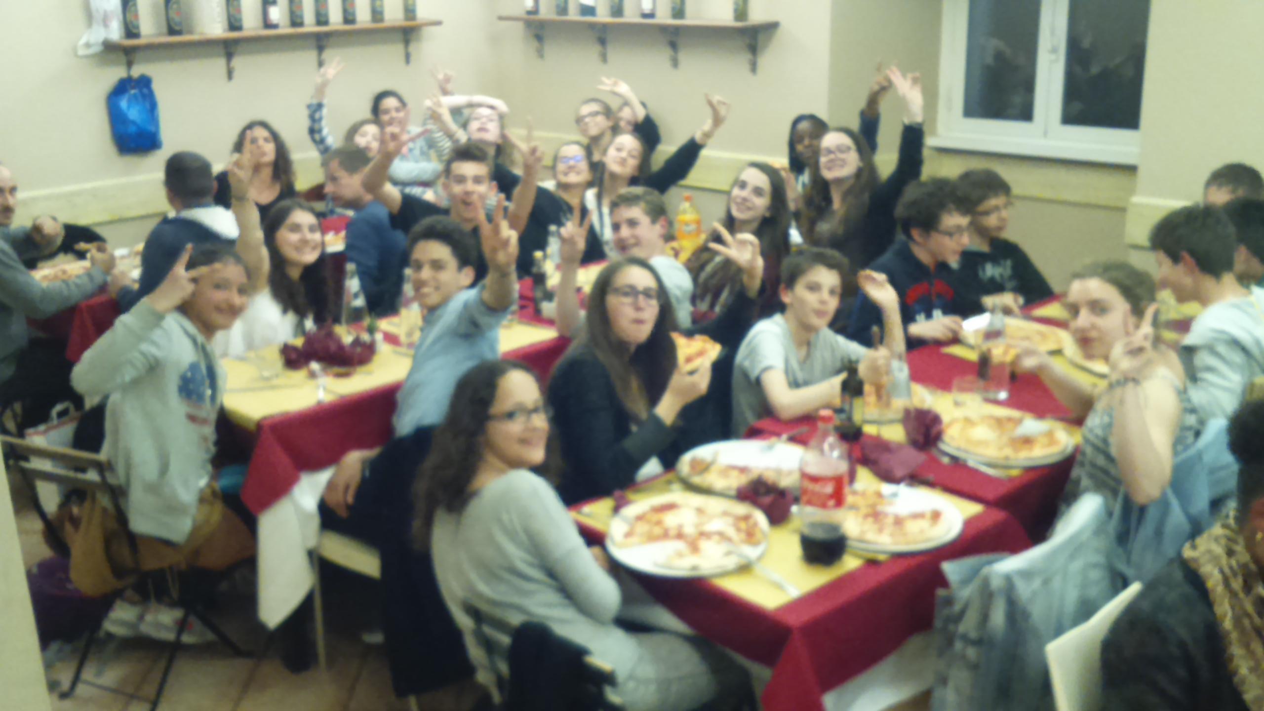 Rencontres italie